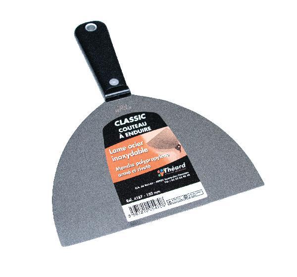Couteau à enduire CLASSIC inox 15cm