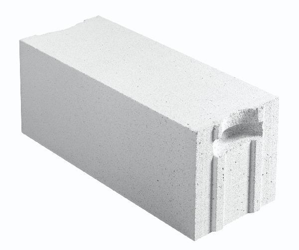 Bloc béton cellulaire à emboitement et poignée THERMO 25 25x25x62,5cm