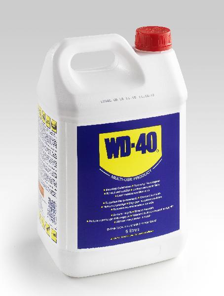 Dégrippant WD40 bidon 5L