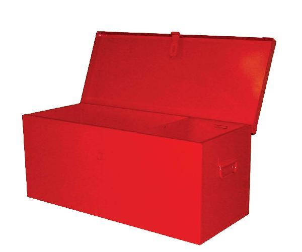 Coffre de chantier métal 550 x 350 x 350mm