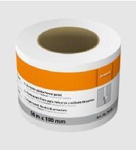 Bande de renfort 100mm POWERPANEL H2O pour traitement joint 50m