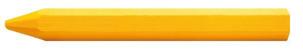 Craie à marquer jaune boite 12