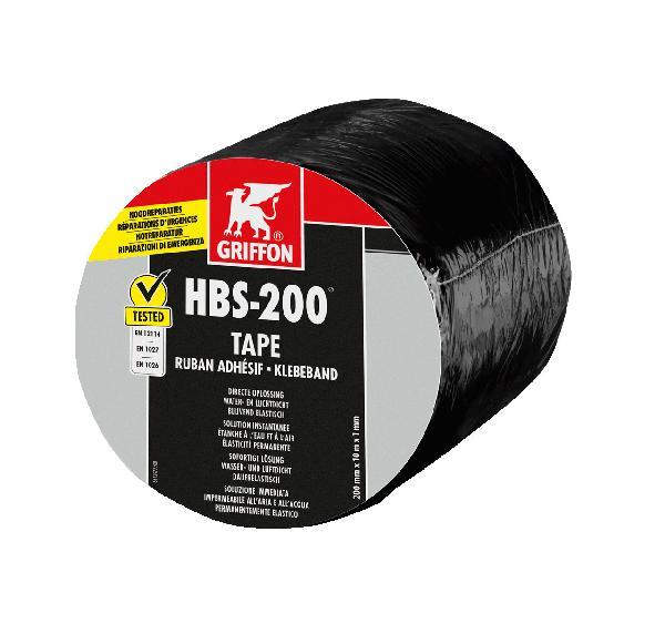 HBS-200 TAPE RUBAN ADHESIF D'ETANCHEITE 10MX20CM