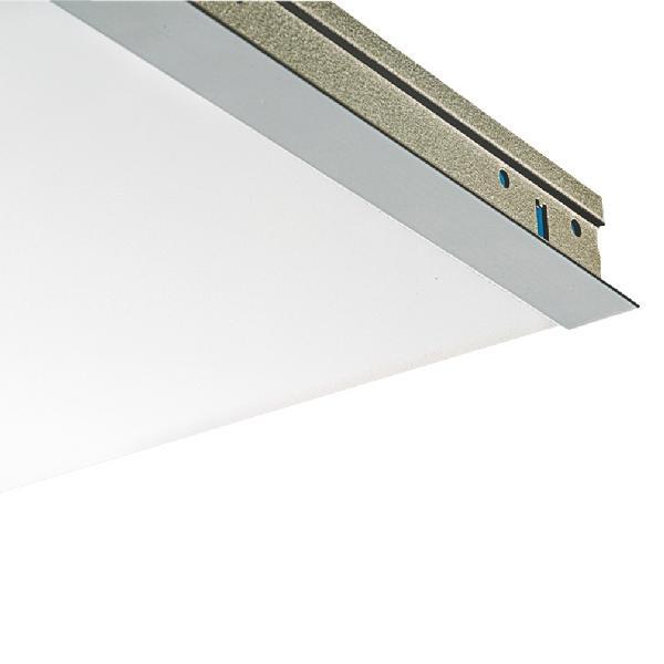 Dalle plafond plâtre PLAZA BD 10mm 60x60cm PIXEL
