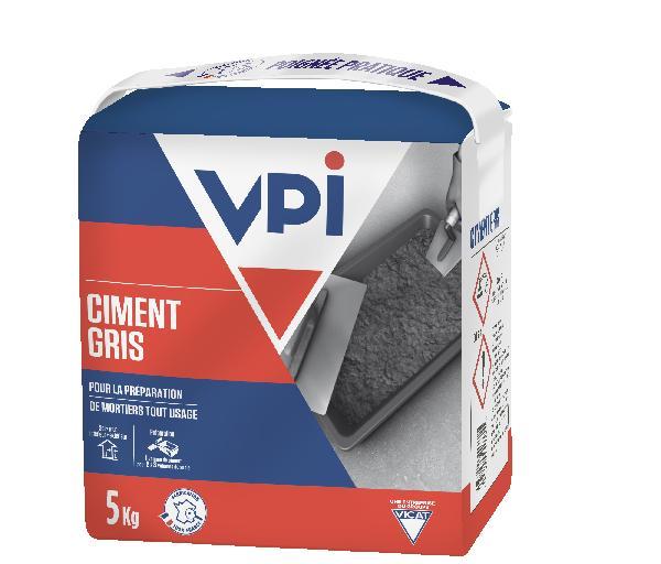 Ciment gris sac 5kg