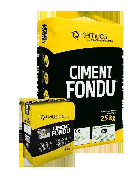 Ciment FONDU sac 5kg
