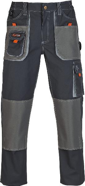 Pantalon SMART noir/gris T.L