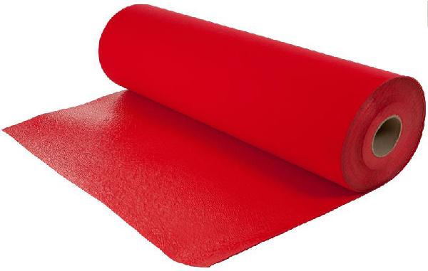 Film moquette 1x50m rouge