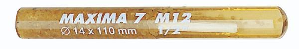 Résine de scellement MAXIMA M10 boite 10