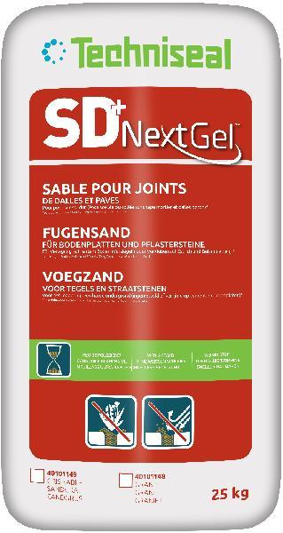 Sable joint pour dalles et pavés SD+NEXTGEL granit sac 25kg
