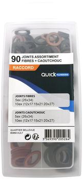ASSORTIMENT 90 JOINTS