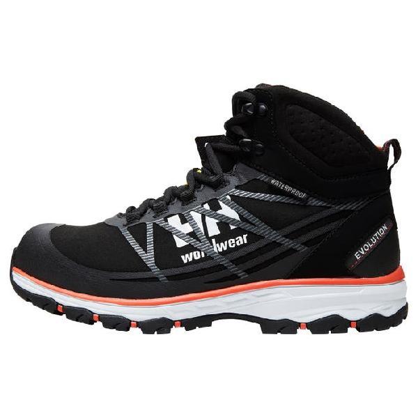 Chaussures de sécurité hautes CHELSEA EVOLUTION MID noir S3 T.44
