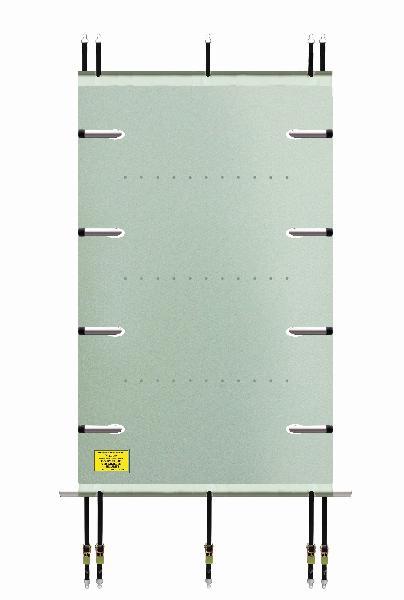 Couverture à barres sécurité vert amande pour piscine PREMIUM B-2.1
