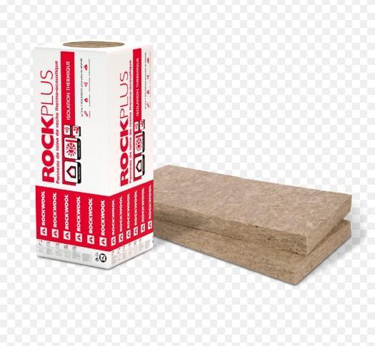 Laine de roche ROCKPLUS NU 100mm 135x60cm par 3 R=3,00