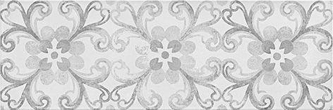 Faience décor REWIND vanilla 25x76cm Ep.10mm