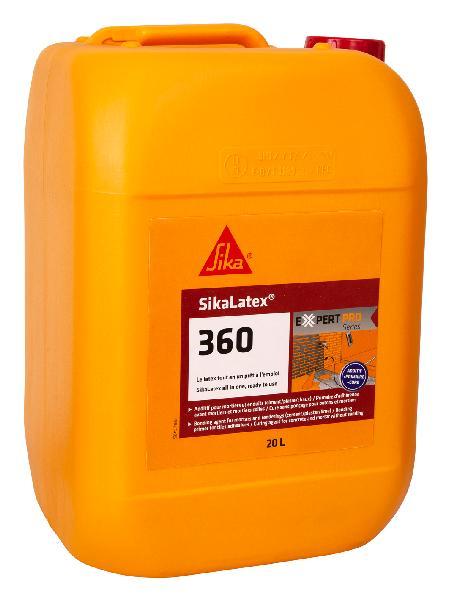 Résine adhérence SIKALATEX 360 blanc bidon 20L