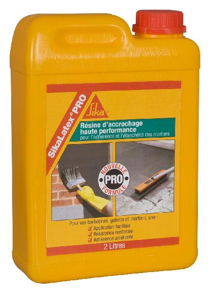 Résine adhérence SIKALATEX 360 blanc bidon 2L