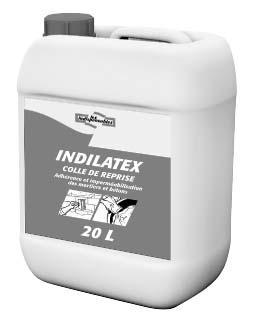 Résine adhérence INDILATEX bidon 20L