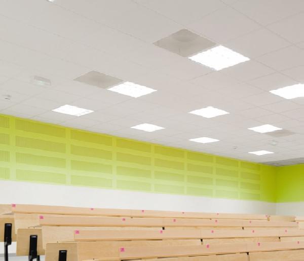Dalle plafond plâtre BELGRAVIA BF T15 13mm 120x60cm REGULA