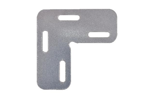 Equerre assemblage vertical PROFILDECK 0,75x0,75cm Ep.2mm sachet(s) 20