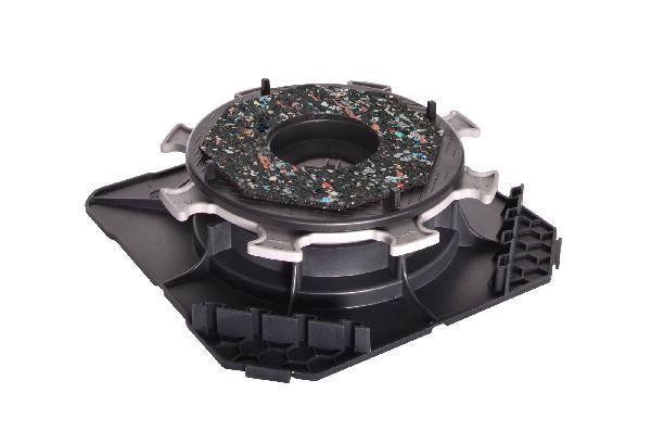 Plot autonivelant double réglage CLEMAN H40-55mm pour dalle carton 20