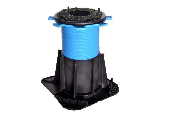 Plot standard double réglage CLEMAN H130-230mm pour dalle
