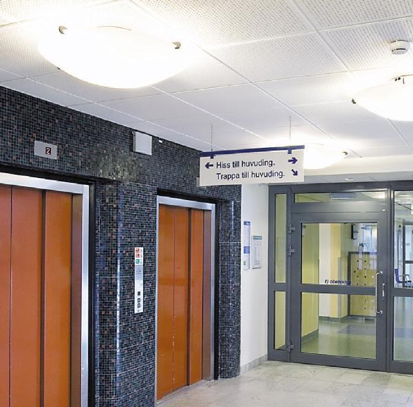 Dalle plafond plâtre PLAZA BD 10mm 120x60cm GLOBE