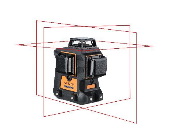 Laser multiligne GEO6X SP rouge