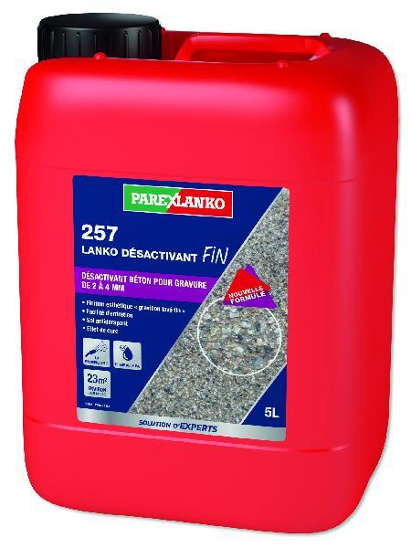 Désactivant de surface 257 LANKO DESACTIVANT FIN bidon 5L