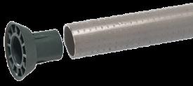 Cône PVC pour entretoise Ø26 mm sachet 1000