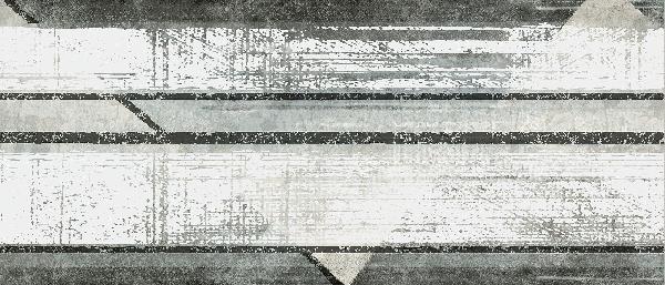 Faïence décor LUMIERE fascia patch mix 26x60cm Ep.8,3mm