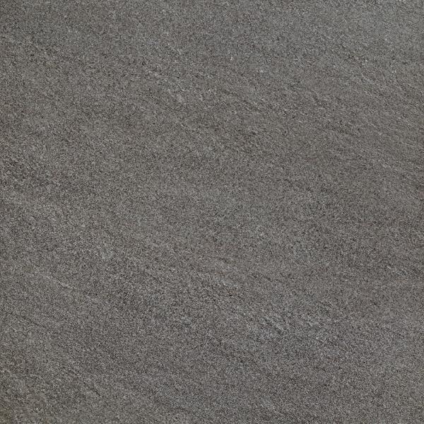 Carrelage terrasse MAXIMA graphite structuré rectifié 60x60cm Ep.8,5mm