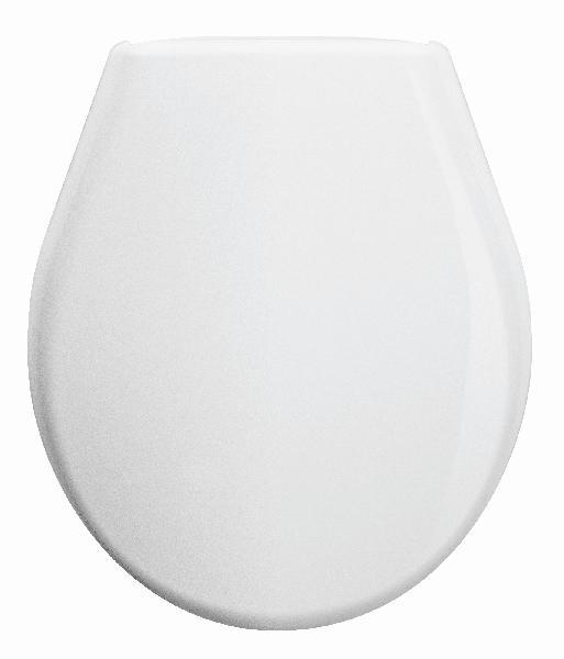 Abattant WC résine LAGUNE blanc