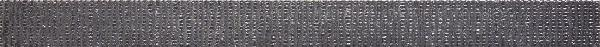 Listel OXYDE corten plata 4cm x50cm