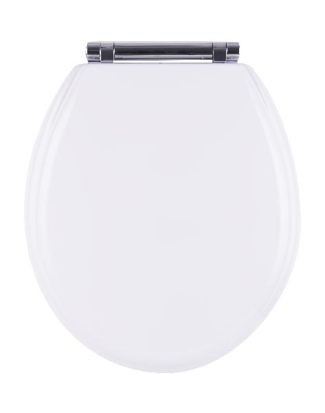 Abattant WC TRADITION EASY CLIP blanc NF