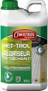 NET-TROL DEGRISEUR BOIS 2.5 L