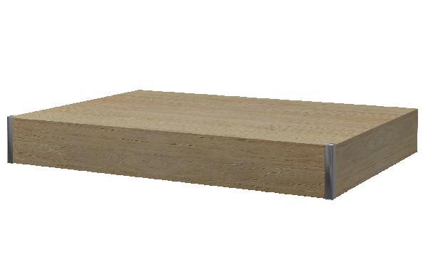 Plan de travail TAVALONE bois tabacco 60x43x8