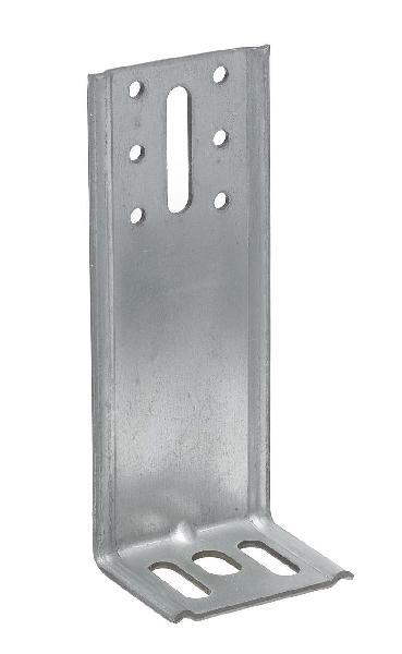 Equerre de bardage EBC 65x138x53mm Ep.2,5mm acier galva