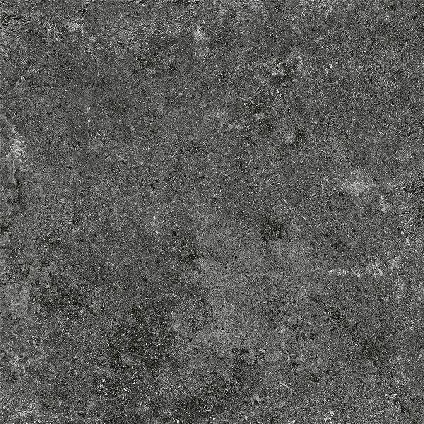 Carrelage GLAM anthracite poli rectifié 60x60cm Ep.9mm