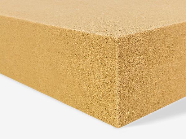 Panneau fibre de bois THERMOFLEX 100mm 135x57,5cm paquet 4 R=2,75