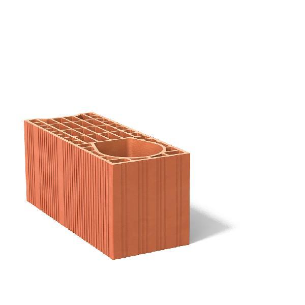 Brique de mur poteau BGV20/URBAN réservation 15 20x21,9x50cm