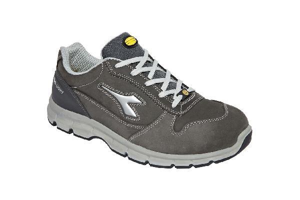 Chaussures de sécurité basses RUN II gris S3 SRC ESD T.42