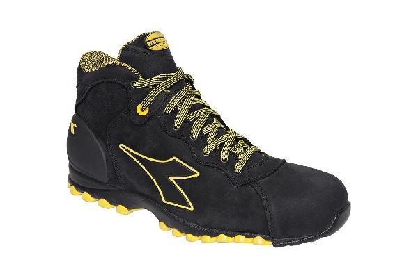 Chaussures de sécurité hautes BEAT II HIGH noir S3 HRO SRC T.43