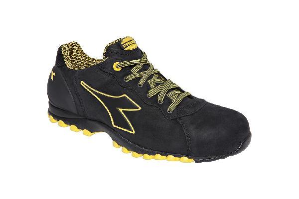 Chaussures de sécurité basses BEAT II LOW noir S3 HRO SRC T.43