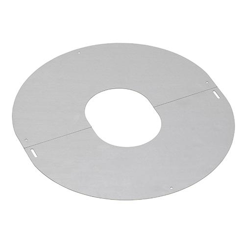PLAQUE PROPRETE INOX 30/40 PPI30/4080PGI NON PEINT