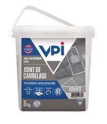 Mortier joint V650 JOINT FIN PREMIUM graphite seau 5kg