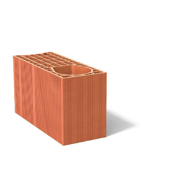 Brique de mur poteau BRIQUE C réservation 15 20x27x50cm