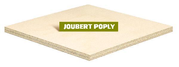 Panneau contreplaqué peuplier intérieur POPLY B/BB 10x2500x1220mm