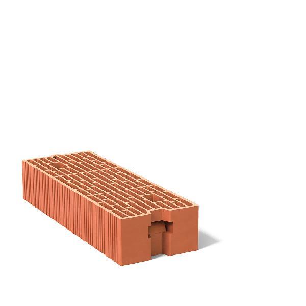 Brique de mur calepinage BGV 4G/PV 20x10,70x56cm R=0,80