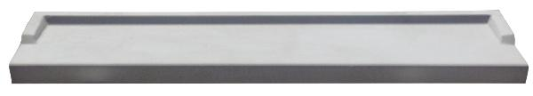 Seuil de porte tableau :240x34cm